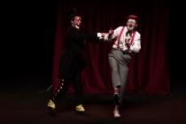 Olive et Figoulet, 2 clowns facécieux