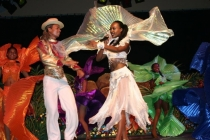 show tropical : la fiesta tropicale