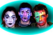 maquillage adultes soirées thématiques