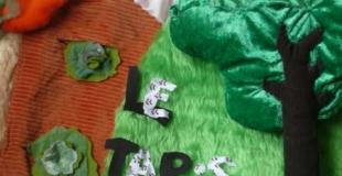 Le tapis-jardin à histoires