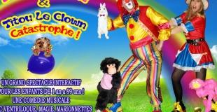 L'affiche du spectacle