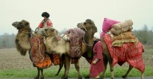 la caravane de Samarkand