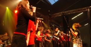 Un concert de musique Gospel avec Fitiavana