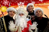 Les Lutins et le père Noel