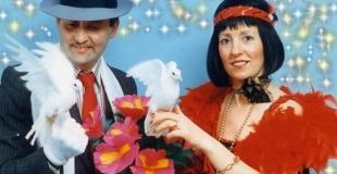 Lee Anne & Rey Vivoll la magie des colombes