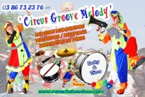 Circus Groove Melody