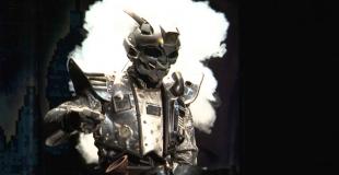 Atomos le robot fumer