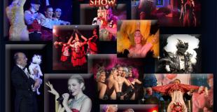 Quovadis show spectacle de cabaret itinérant
