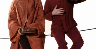 Le personnage, Le musicien (Jhanna Gallard et Thierry Bazin)