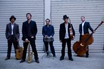 Les Gadjos quintet