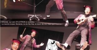 Un spectacle musico pédago magico rigolo ho ho ho