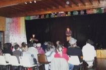 festival Contes Vagabonds, accompagné par Peppo Audigane
