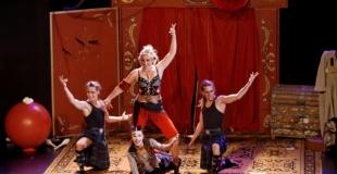 La famille du Cirque