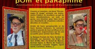 pom et paraphine