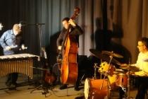 Babu Combo en trio avec vibraphone