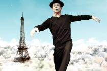 Affiche du spectacle Mr Alone dans « Marche dans les nuages »