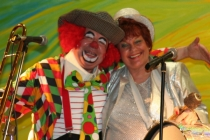 clowns parodistes et musicaux