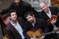 LA POMPE un quartet de Jazz Manouche Nantais