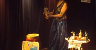 au théâtre Darius Milhaud