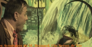 M. Bernard et la truite Berthe