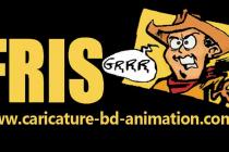 Logo Fris caricaturiste