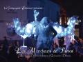 marcheurs de rêves - spectacle échassiers lumineux & artifices /photo F.Suhr