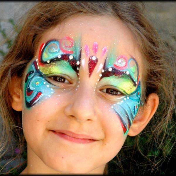 Exceptionnel Animation de maquillage - Maquillage artistique pour enfants par  QT57