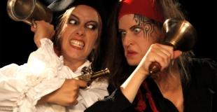 Affiche de Lames de Pirates