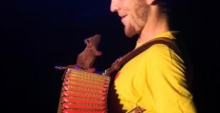 Zigor avec sa souris