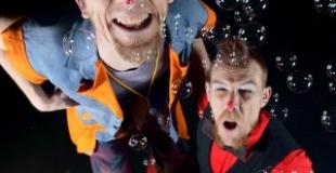Zigor et Gus, echassiers sans bulles