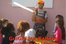 technicien du ballon