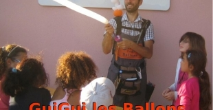 technicien du ballon