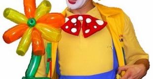 Le clown caramel