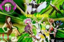 les musiciens Samba de Primeira