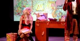 La mère Noël et le lutin détective Rockshock