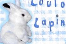 Plaquette Loulou Lapinou