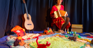 Le Petit Bestiaire - Spectacle Musical très jeune public