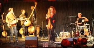 Concert pour festival Chants d'Elles 2012