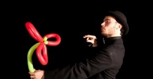 Clément le Magicien - Sculpture sur ballons