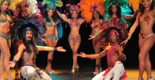 costumes brésilien
