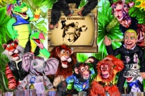 Le Crazy Jungle Show
