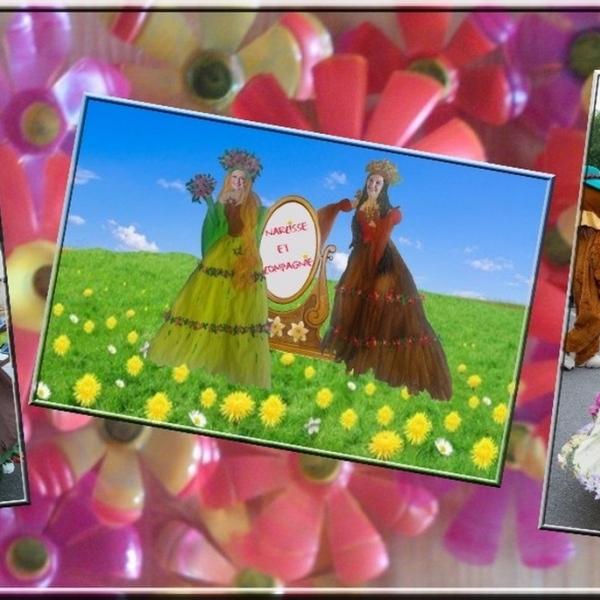 Narcisse vous offre des fleurs animation d ambulatoire for Offre des fleurs