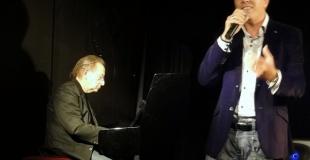 Avec Claude Rogen au piano