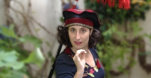 Constance Félix, conteuse