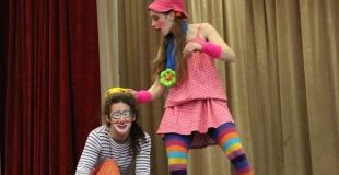 Les bétises de clowns Luciole et Rico