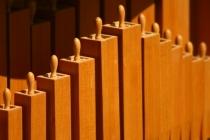 Flûtes d'orgue de Barbarie