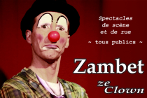 ZAMBET ZE CLOWN. copyright www.art-clown.fr Leo DOAN