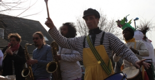 Marineros - carnaval de Rouen