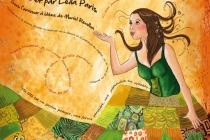 Affiche du spectacle sur l'alimentation et l'agriculture