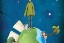 Affiche du spectacle sur les déchets